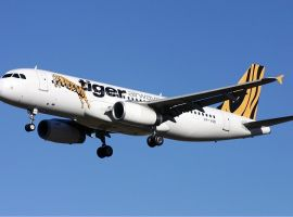 Vé máy bay Tiger Airways