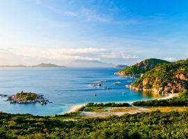 Từ Nha Trang đi Cam Ranh bao nhiêu km?