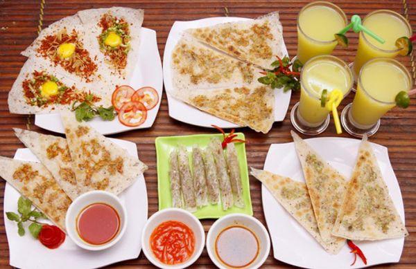 Những món ăn vặt ngon ở Đà Nẵng