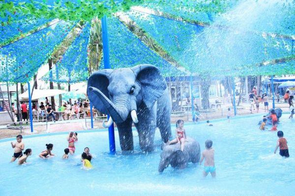 Địa điểm vui chơi cho trẻ em ở Hà Nội